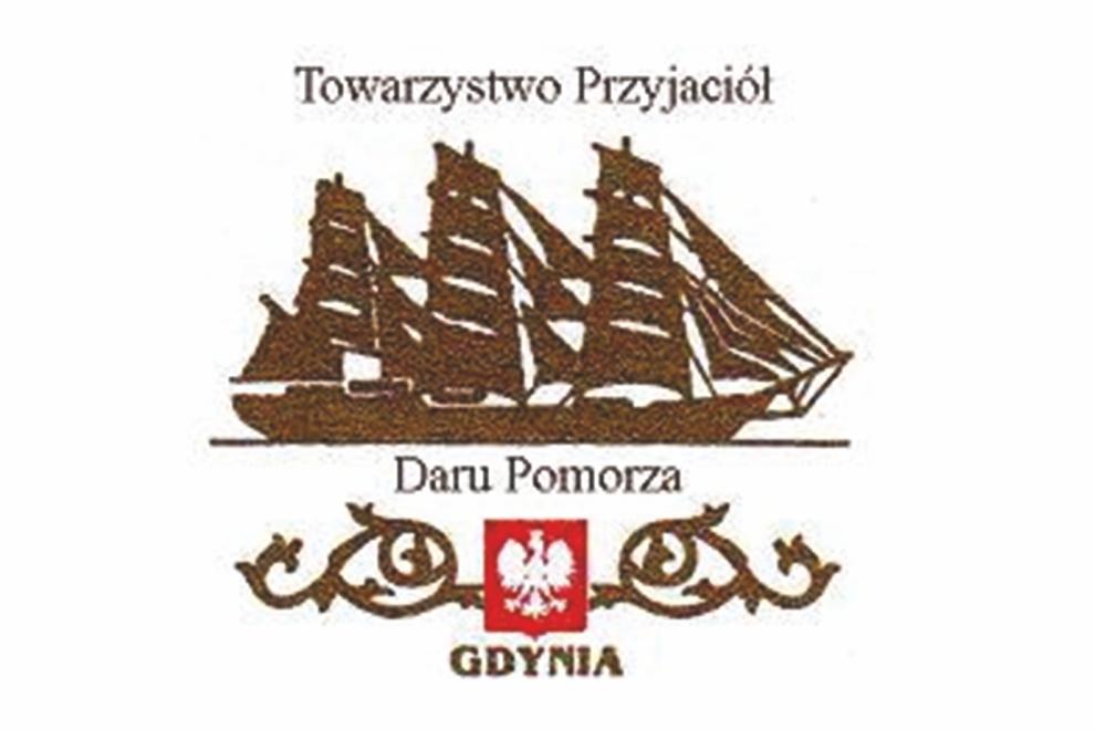 Towarzystwo Przyjaciół Daru Pomorza logo