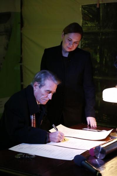 Konsul Królestwa Norwegii Michał Rzeszewicz