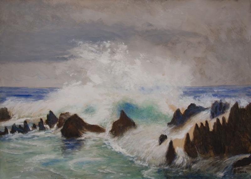 Rafa (Morze), lata 1930.