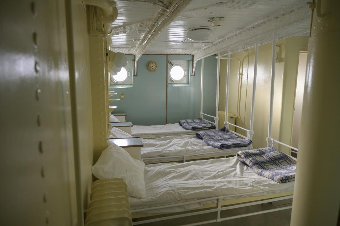 Wyremontowany szpitalik – od podłogi po sufit