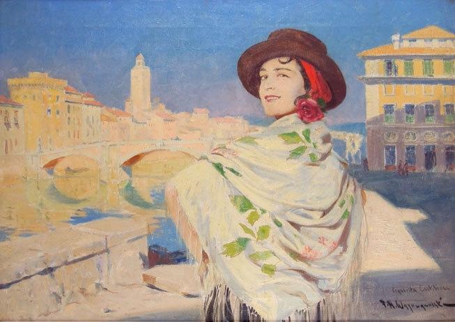 Signorita Castiliana, własność prywatna