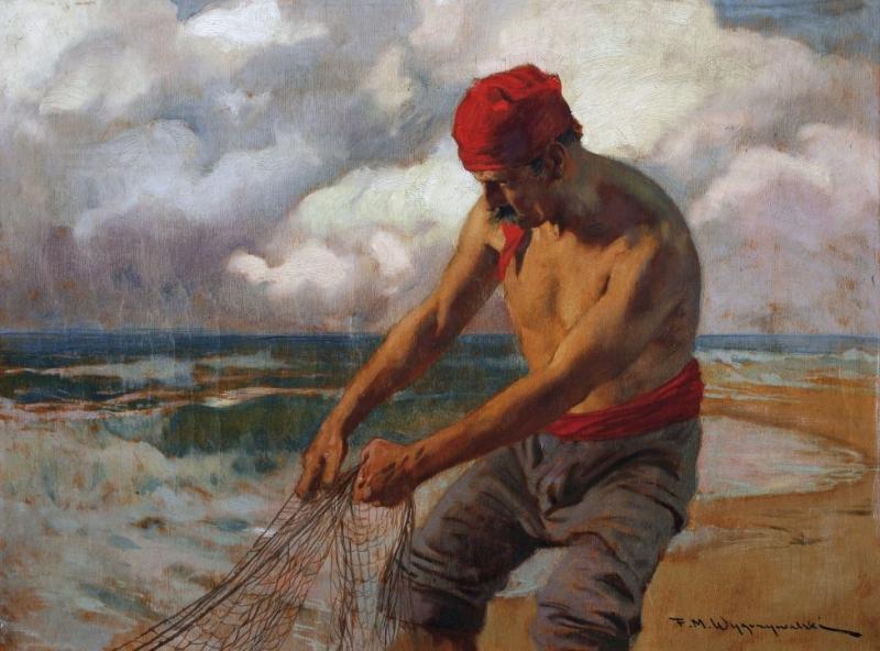Rybak z Capri, własność: Iwona i Michał Sikora