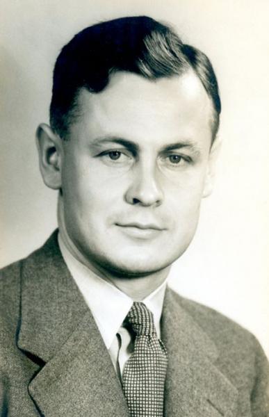 Jerzy Doerffer, lata 40 - XX wieku