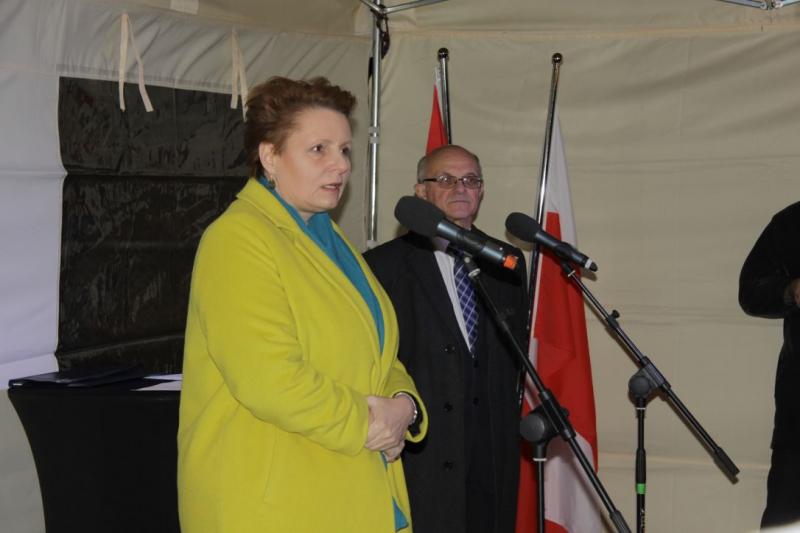 Minister Kultury i Dziedzictwa Narodowego, prof. Małgorzata Omilanowska
