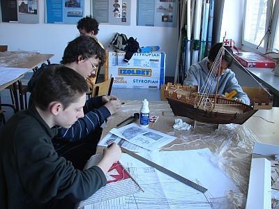 Uczenie się przez całe życie Comenius Centralne Muzeum Morskie