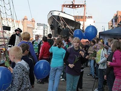 Europejski Festyn Morski 2011 Centralne Muzeum Morskie