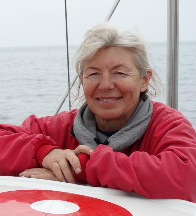 Joanna Pajkowska. Archiwum prywatne Joanny Pajkowskiej