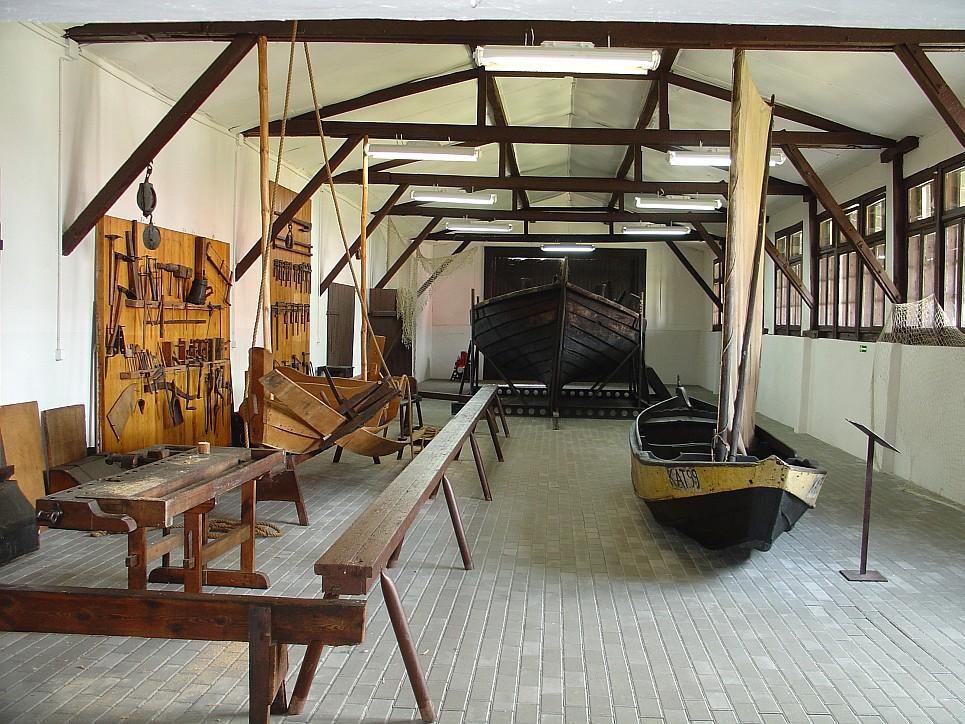 muzeum zalewu wislanego