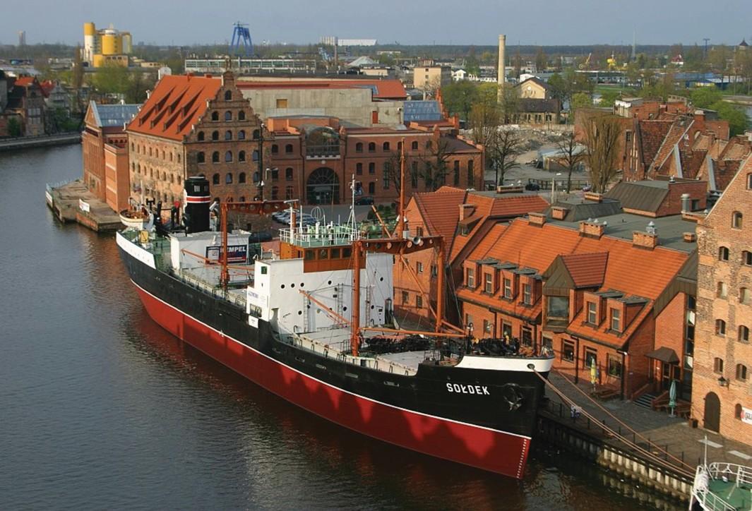 Statek Sołdek przejdzie niezbędny remont w 2020 roku.
