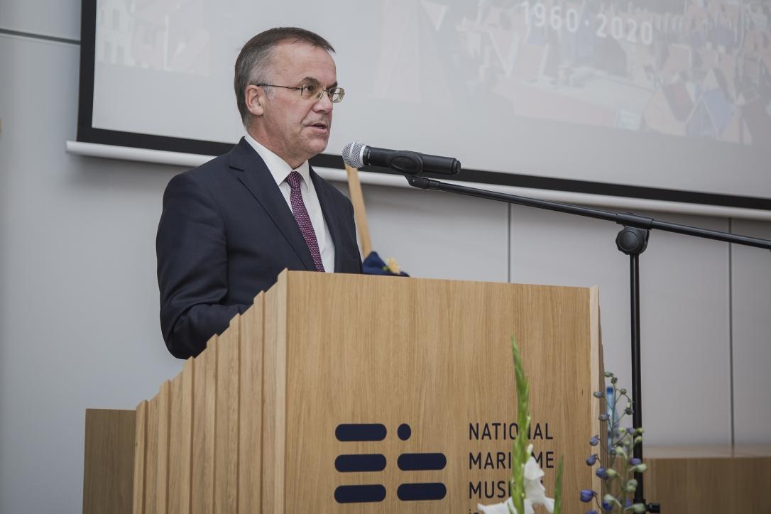 Sekretarz Stanu w Ministerstwie Kultury i Dziedzictwa Narodowego – Jarosław Sellin