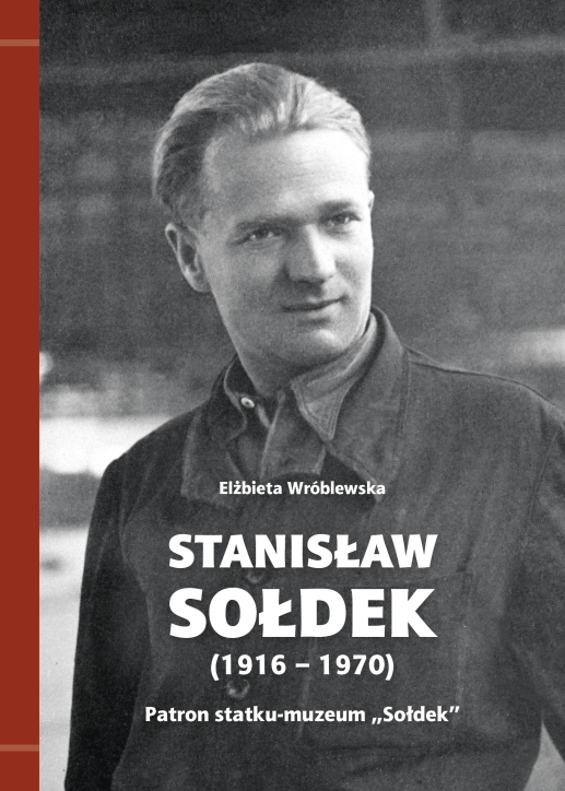 Okładka biografii Stanisława Sołdka