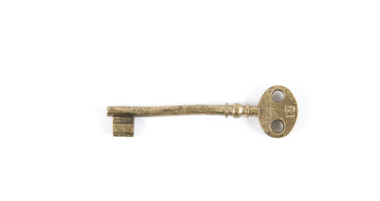 """Klucz z wraka okrętu """"Wicher"""""""