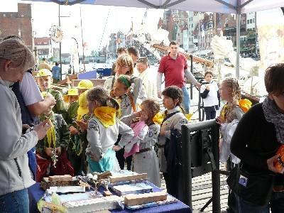 Europejski Dzień Morza Centralne Muzeum Morskie Festyn Morski  2011 European Maritime Day