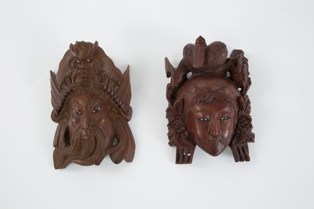 Azja / Chiny. Cesarz i cesarzowa