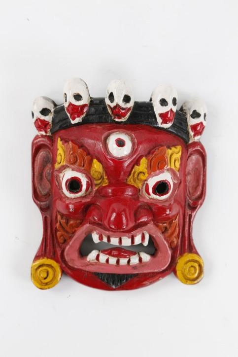 Azja / Nepal. Maska Mahakala