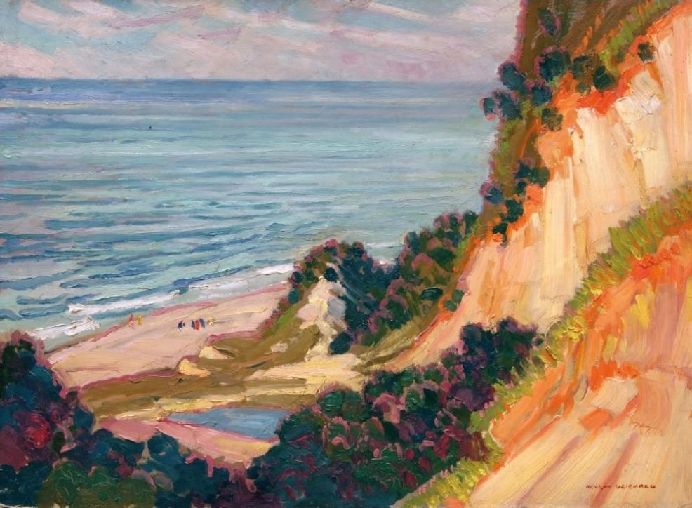 Henryk Uziembło (1879–1949), Lisi Jar, nie później niż 1926
