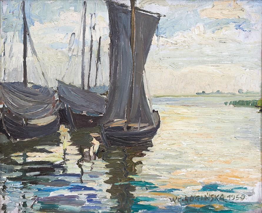Barkas, 1950, Władyslawa Rogińska