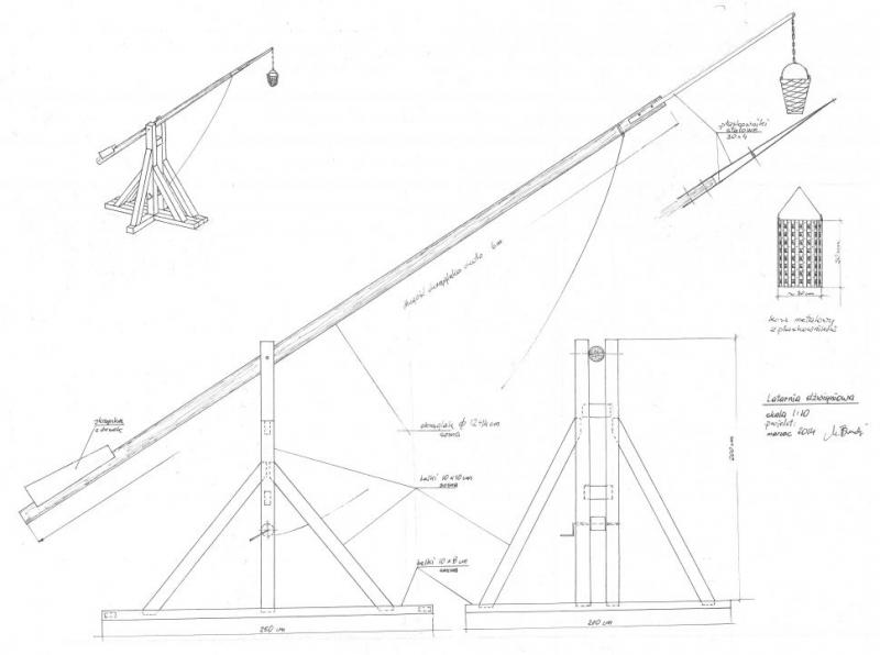 Projekt rekonstrukcji latarni dźwigniowej z XVII w., Mirosław Brucki, Narodowe Muzeum Morskie w Gdańsku
