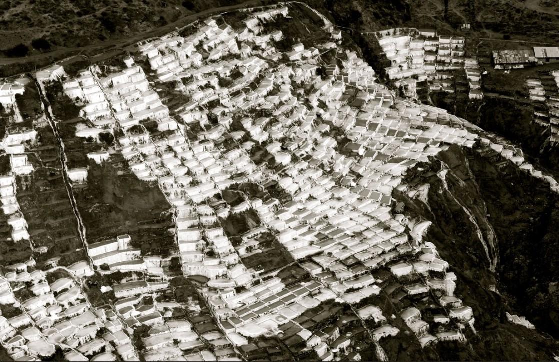 Mozaika, Peru - Maras, Joanna Kocik (Polska)