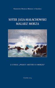 ksiazka Soter Jaxa-Małachowski malarz morza