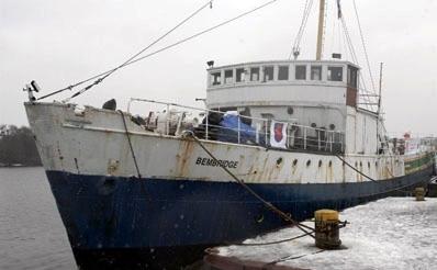 statek thpv bembridge