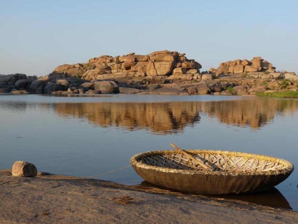 Indie, łódź parisal 100 Fotolia