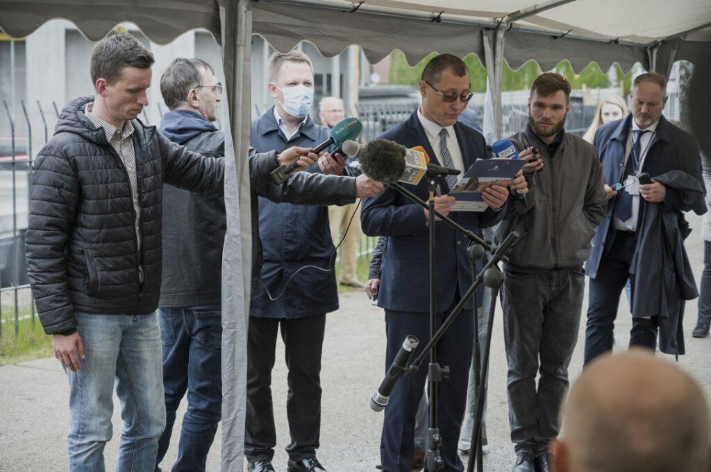 Zastępca Dyrektora ds. Merytorycznych – dr Marcin Westphal