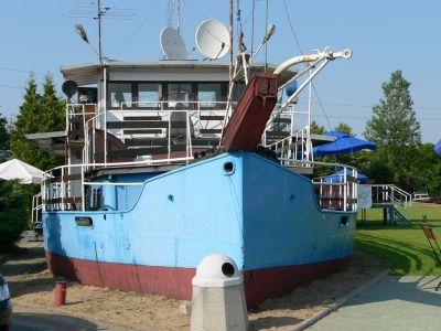 statek lubecki