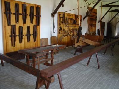 Wystawa w Muzeum Zalewu Wiślanego
