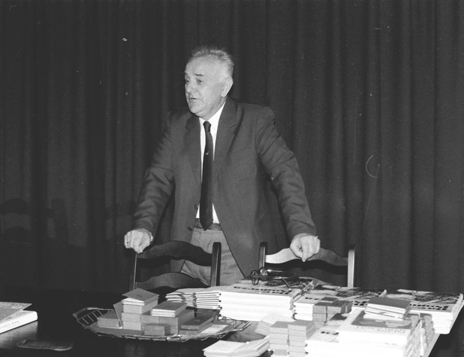 Przemysław Smolarek w 1990 roku