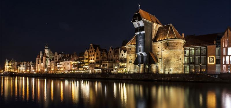 Projekt iluminacji: arch. Michał Kaczmarzyk, Pracownia Architektoniczna Qbik. Materiał pochodzi z zasobów Philips Lighting Poland