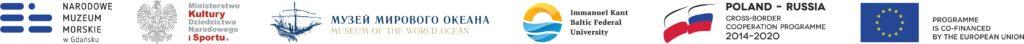 Projekt 2 statki - wspólne morze. Sołdek i Vityaz: dziedzictwo morskie Polski i Rosji współfinansowany ze środków Unii Europejskiej w ramach Programu Współpracy Transgranicznej Polska-Rosja 2014-2020 oraz dofinansowany ze środków Ministra Kultury i Dziedzictwa Narodowego